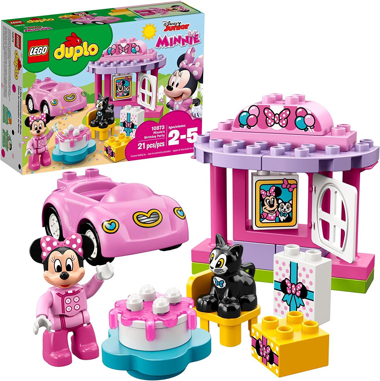 Конструктор Лего 10873 дупло День рождения Минни LEGO DUPLO Minnie's Birthday