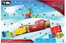 Адвент календарь Тачки Mattel Disney Cars FGV14 Advent Calendar