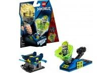 Конструктор Лего 70682 Бой мастеров кружитцу Джей LEGO NINJAGO Spinjitzu Slam Jay
