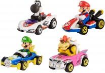 Машинки набор Хот вилс Марио Hot Wheels Mario Kart