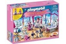 Плеймобил адвент календарь Бал в зеркальном королевстве Playmobil 9485 Advent Calendar Christmas Ball in Crystal Room
