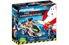 Конструктор Playmobil Ghostbusters 9388 Стэнц с небесным велосипедом