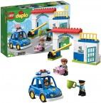 Конструктор Лего Дупло 10902 полицейский участок LEGO  DUPLO Town Police Station
