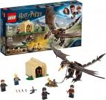 Конструктор Лего 75946 Гарри поттер Турнир трех волшебников венгерская хвосторога LEGO Harry Potter