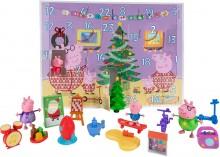 Адвент календарь Свинка Пеппа Пиг Peppa Pig Advent Calendar