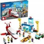 Конструктор Лего 60261 городской Аэропорт Lego Airport