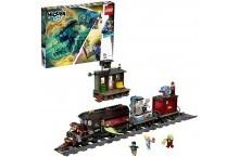Конструктор Лего 70424 призрачный экспресс Lego Hidden Side Ghost Express Train