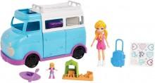 Polly Pocket Glamping Van Полли покет Глэмпинг-фургон
