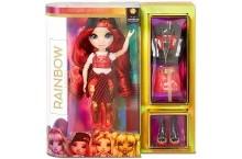 Кукла Рейнбоу хай красная Руби Андерсон Rainbow High Ruby Anderson