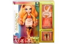 Кукла рейнбоу хай Поппи Роуэн оранжевая Rainbow High Poppy Rowan