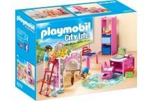 Конструктор Плеймобил детская комната Playmobil 9270 Happy Children's Room