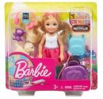 Кукла Барби Челси путешественница Barbie Travel Chelsea