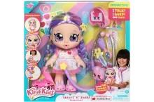 Интерактивная кукла Кинди Кидс Рейнбоу Кейт доктор Kindi Kids Shiver Shake Rainbow Kate