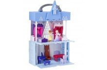 Холодное сердце замок Эренделла кукла Эльза и Анна Frozen Arendelle Castle