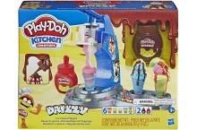 Плей до пластилин фабрика мороженого с глазурью Play-Doh Kitchen Creations Drizzy Ice Cream