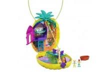 Набор Полли Покет сумочка Ананас Polly Pocket Tropicool Pineapple