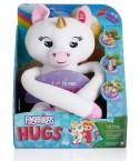 Интерактивный мягкий единорог обнимашка Wow Wee Fingerling Hugs Interactive Unicorn Plush