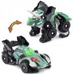 Витеч трансформер динозавр Трицераптор VTech Switch and Go Triceratops Racer