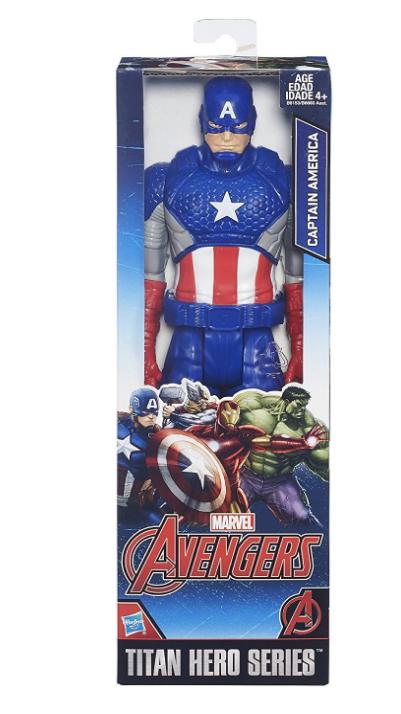 Капитан Америка фигура 30 см