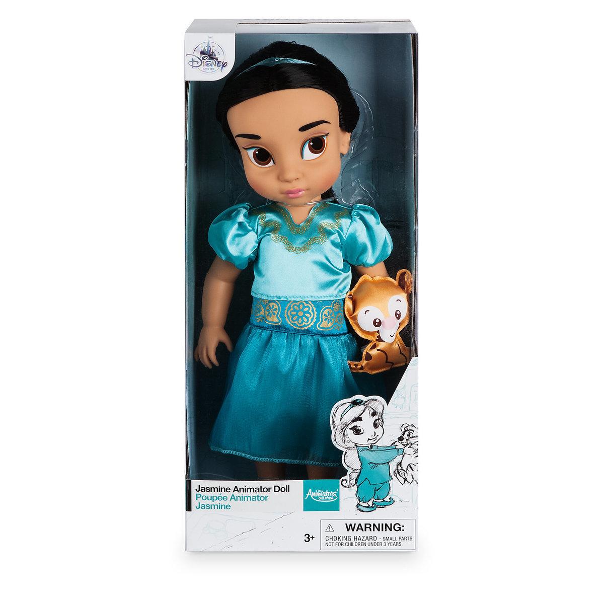 Кукла Жасмин Дисней Аниматор