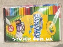 Смывающиеся фломастеры Crayola