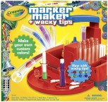 Фабрика по созданию фломастеров от Crayola