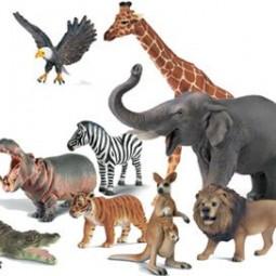 Фигурки и мягкие игрушки
